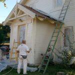 Faház felújítás alatt - 11