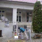 Sárospatak - felújítás előtt - 3