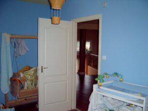 Babaszoba festés után- 3